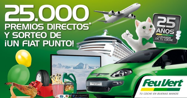 oferta aniversario feu vert en cc carrefour badajoz valverde. Black Bedroom Furniture Sets. Home Design Ideas
